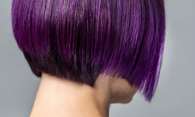 Purple Hair Dye For Dark Hair Without Bleach: It's Possible!