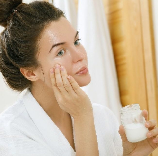 Benefits of Applying Coconut Oil On Face Overnight: Coconut Oil for Skincare